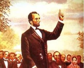 幽默口才训练案例分析:林肯总统的两副面孔!