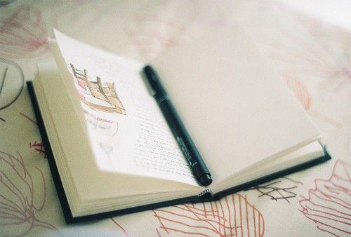 练口才首先要准备一个笔记本!