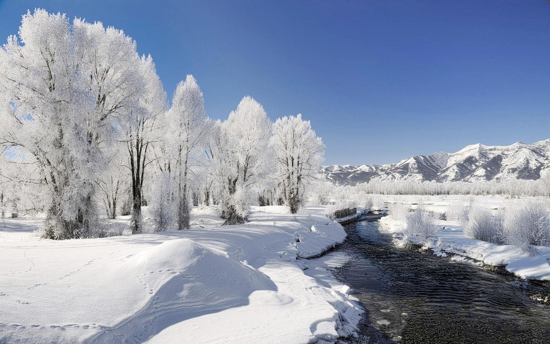 形容下雪的词语!